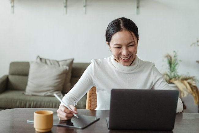 Make a dedicated workspace